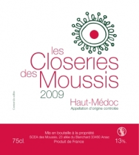 Closeries des Moussis 2009